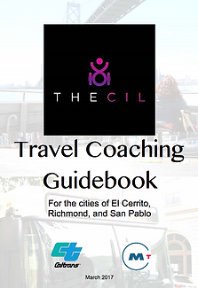 Travel Training Guidebook El Cerrito, Richmond, and San Pablo
