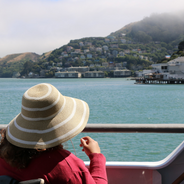 A Travel Trainer in Sausalito