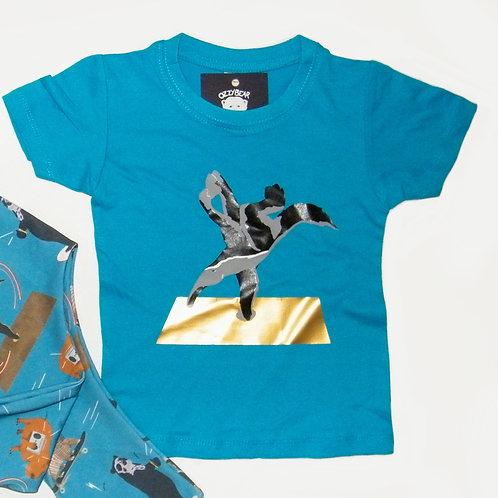 Break Dancing Baby/Toddler Ts