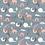 Thumbnail: Unicorn Magic -Pink on Grey