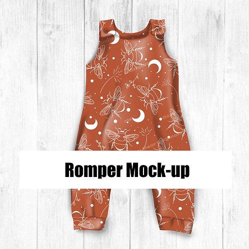 Romper Mockup