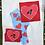 Thumbnail: Personalised Love Heart T shirt