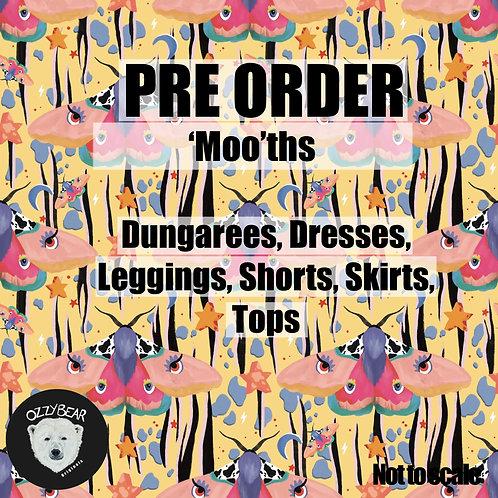 Pre Order Moo'ths