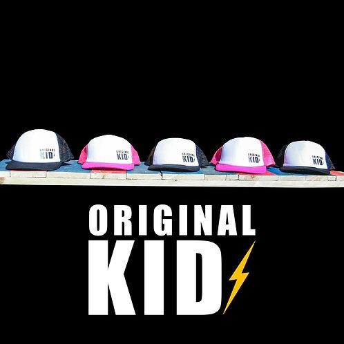 Original Kid Truckers Cap