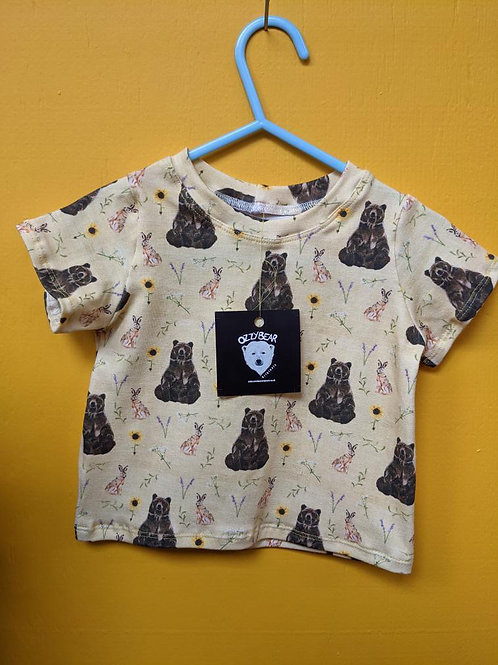 Bear and the Hare T shirt
