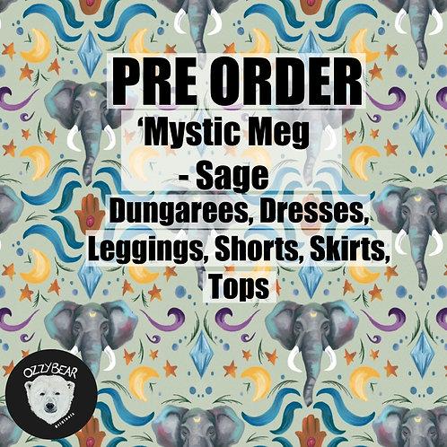 Pre Order Mystic Meg - Sage