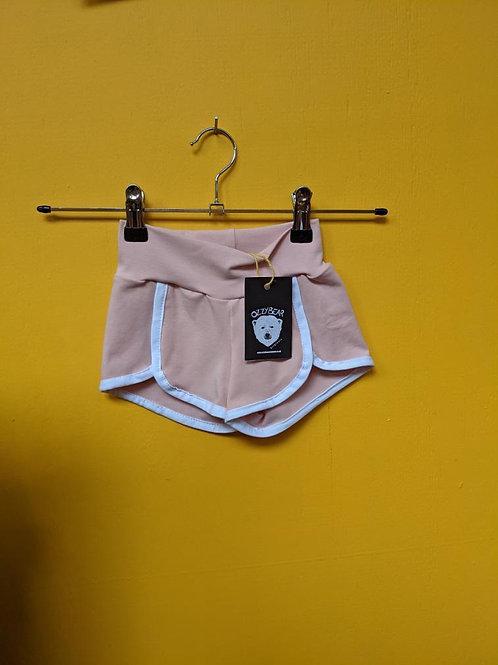 Pink Retro Shorts