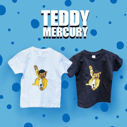 Teddy Mercury Baby/Toddler Ts