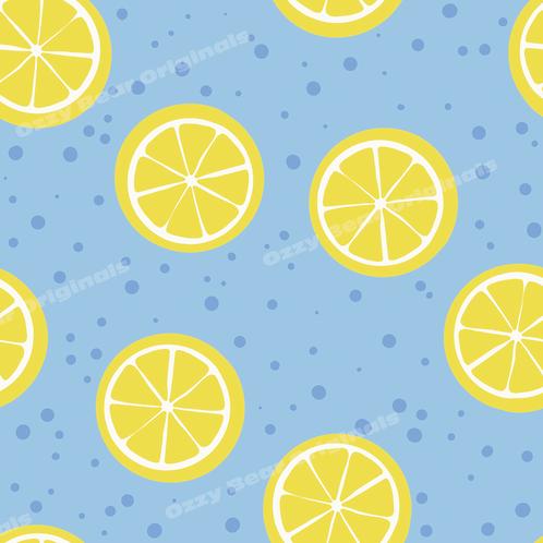 Lemon Squeezy Blue