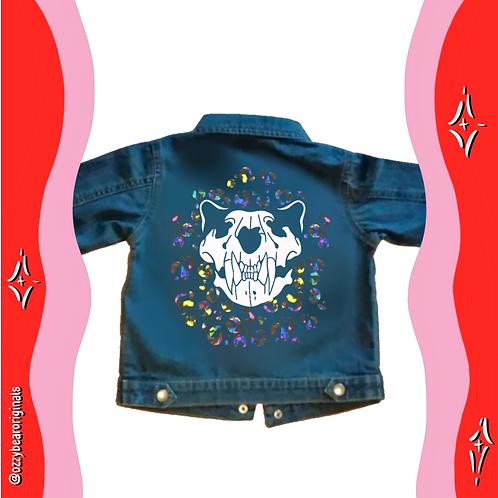 Fierce Organic Denim Jacket Kids