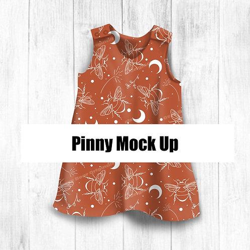 Pinny Mockup