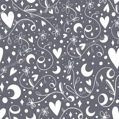 Swirly Grey