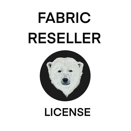Exclusive Fabric Reseller License