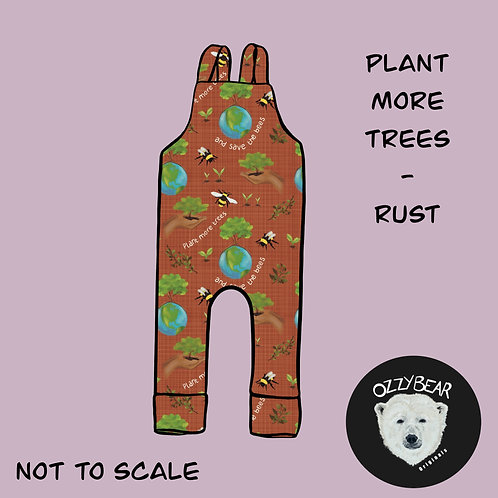 Plant More Trees -Rust