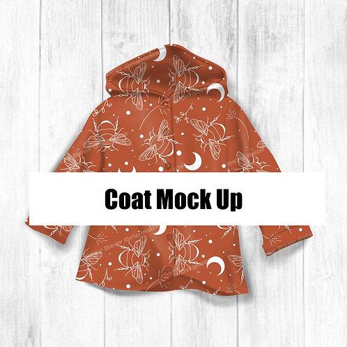 Coat Mockup