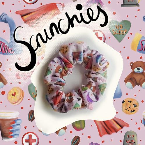 Women's Scrunchies