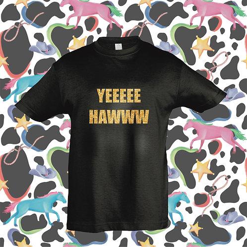 Yee Haww Womens Ts