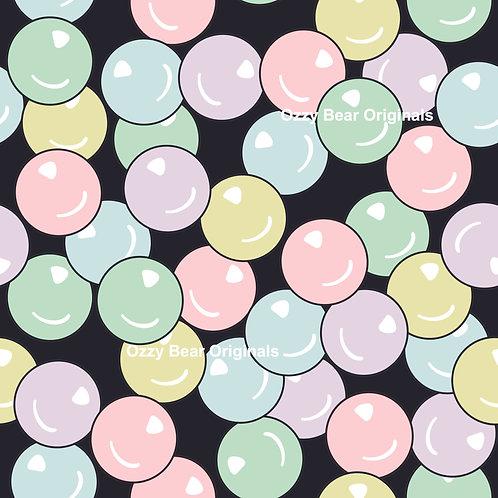 Bubble Gum Black