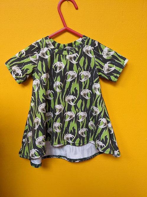 Tiger Skulls Dress