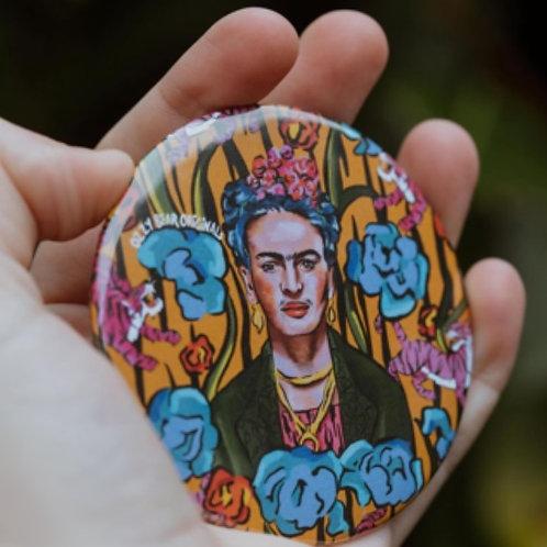 Frida Pocket Mirror