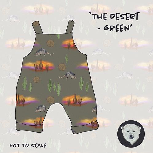 The Desert Green