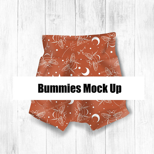 Bummies Mockup