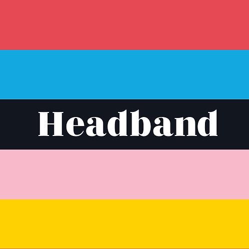 Adults Twisted Headband