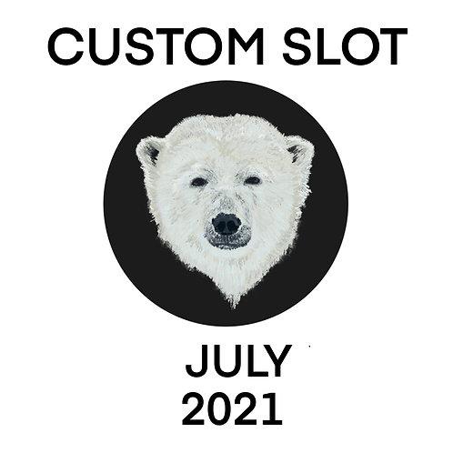 Custom Slots DEPOSIT July 2021