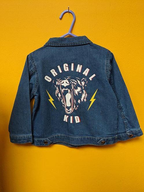 Original Kid Organic Denim Jacket