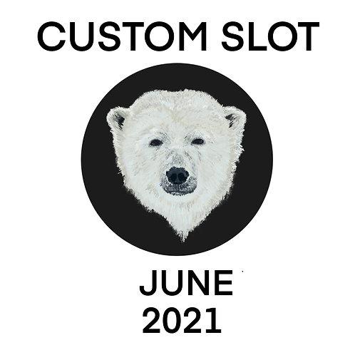 Custom Slots DEPOSIT June 2021