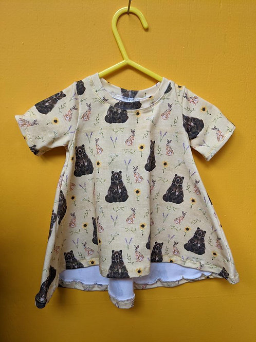 Bear and the Hare Dress