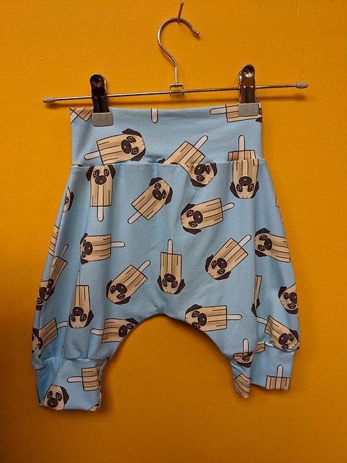 Pugsicles Shorts
