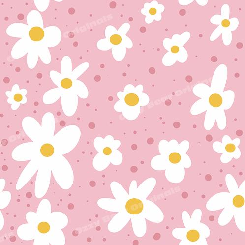 Daisies Pink