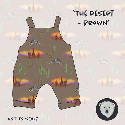 The Desert Brown