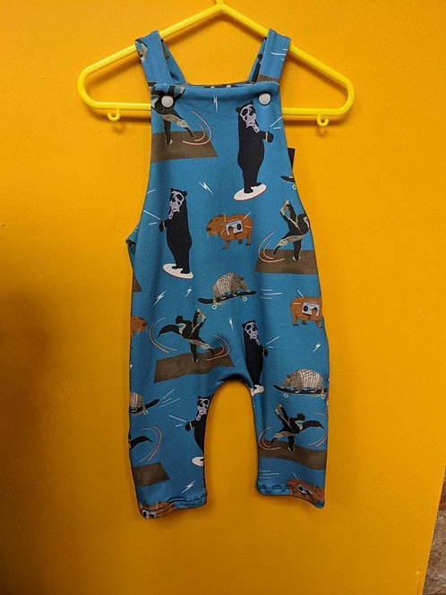 On The Streets Dungarees