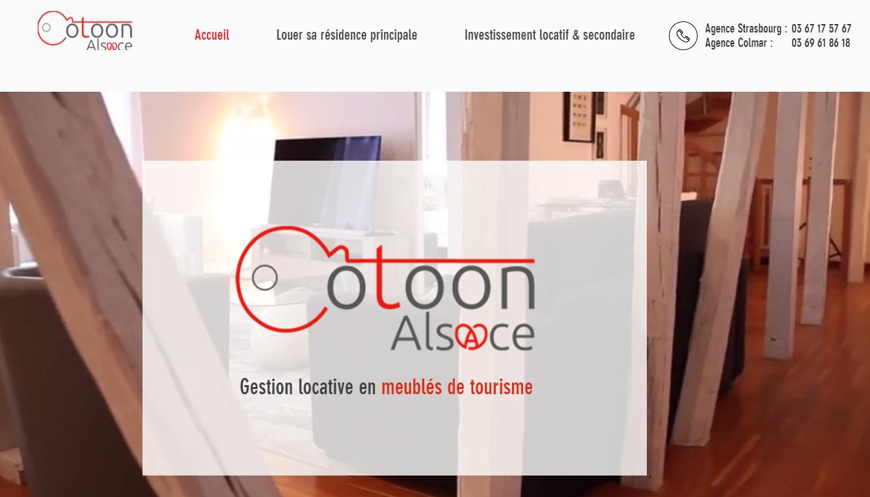 Cotoon Immobilier et gestion locativ