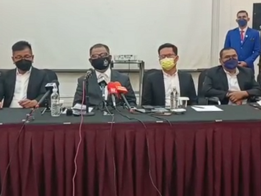 4 bekas ADUN Melaka serah 'nasib politik' kepada PH