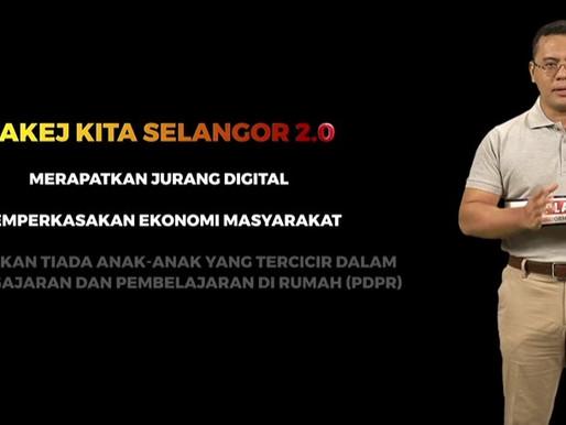Data Internet Selangor percuma: 200 penerima kad SIM di setiap DUN