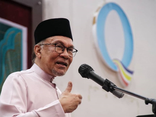 Dukacita, laksana PRN Melaka tidak peduli risiko jangkitan Covid 19 - Anwar
