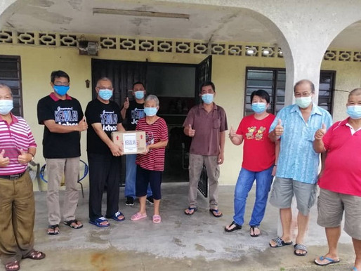 Generasi Keadilan santuni penduduk Parlimen Sembrong