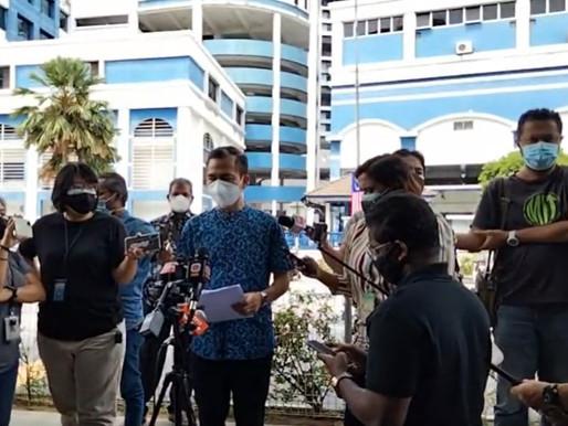Ahli Parlimen bebas ke Dewan Rakyat, polis tidak wajar sekat - Fahmi Fadzil