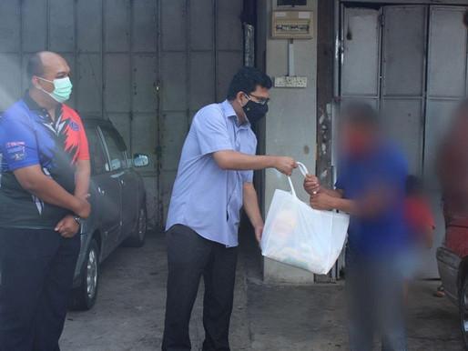 Pihak polis pun bantu sahut 'cabaran' Bendera Putih - Akmal