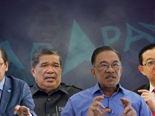 PH akan sokong pindaan Perlembagaan Perjanjian Malaysia 1963