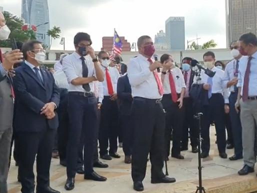 PM lawan semua, pelabur tidak akan masuk ke Malaysia - Mat Sabu