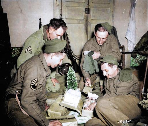 GI Christmas 1944