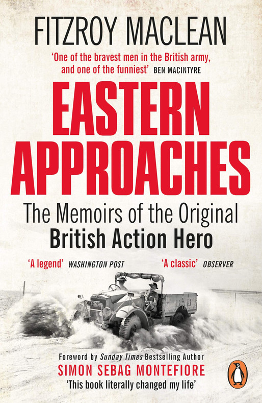 Eastern Approaches - Book Review