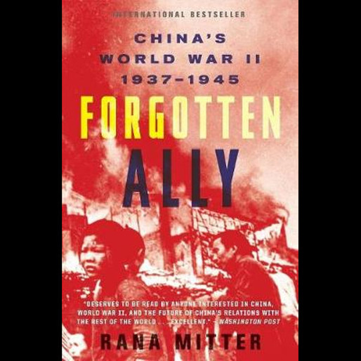Forgotten Ally - Book Review