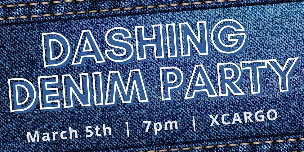 AMPed Welcome Back: Dashing Denim Party
