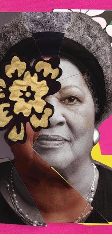 Toni Morrison: The Pieces I am (dir. Tim Greenfield-Sanders)