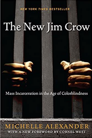 The New Jim Crow: Mass Incarceration in the Age of Colorblindness by Michelle Alexander